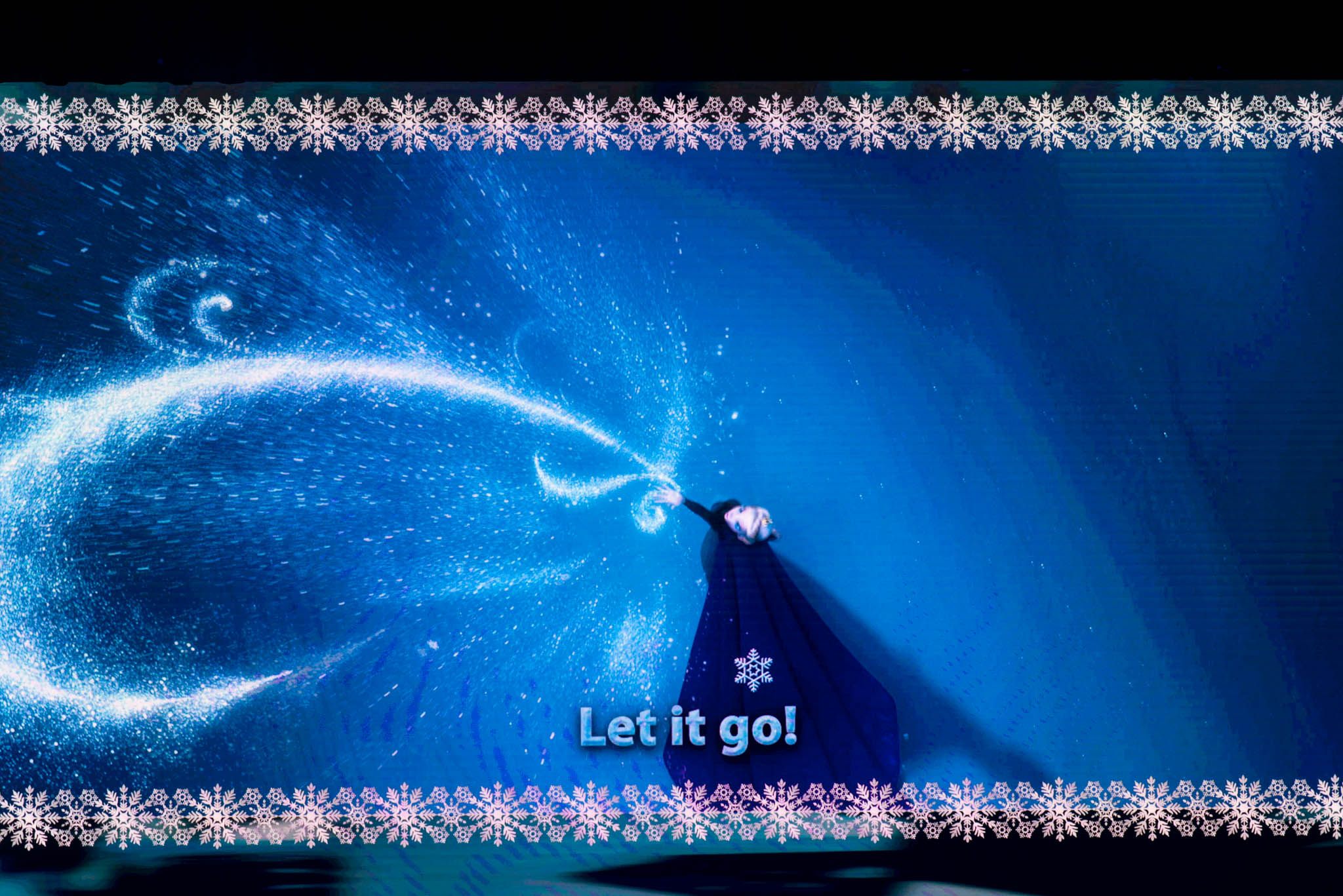Disney's Hollywood Studios - Elsa - Let It Go!