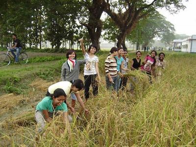 Raymond Memorial School, Falakata, West Bengal, India