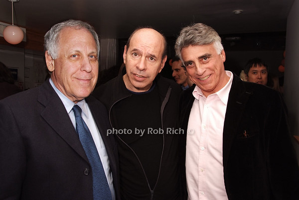 Marvin Rosen, Ken Starr, Andrew Stein photo by Rob Rich © 2008 robwayne1@aol.com 516-676-3939