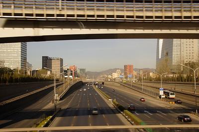 Badaling, China - April 2009