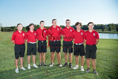 SCHS Golf