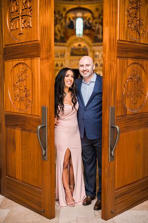 Kerri & George Engagement Portraits