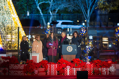 Lighting of the National Christmas Tree