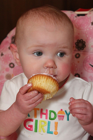 Maddy's 1st Birthday