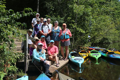 August 2020 Namekagon 3-Day Paddle
