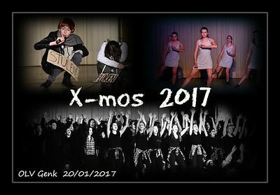X-mos @ OLV Genk 20/01/2017 (deel 2: revue)