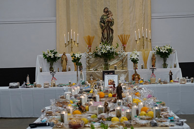 03-19-19 Celebration of St. Joseph's Feast Day