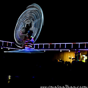 Star Trails / Light Painting