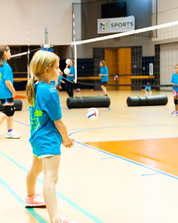 1st Serve Girls Volleyball