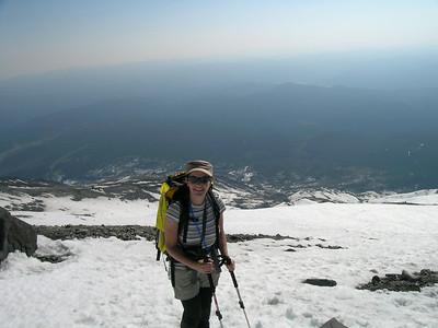 Mt. St. Helens - Oct. 27, 2007
