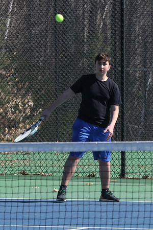Boys' JV Tennis vs. Proctor | April 17