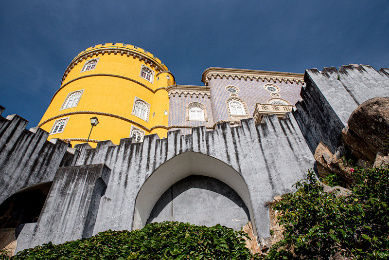 Portugal-Sintra-Palace
