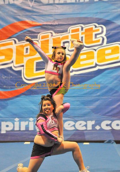 Minis Spirit Cheer