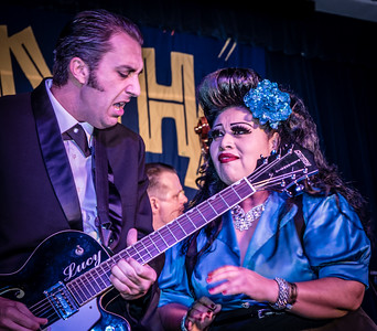Vicky Tafoya & The Big Beat, Rhythm Riot 2016