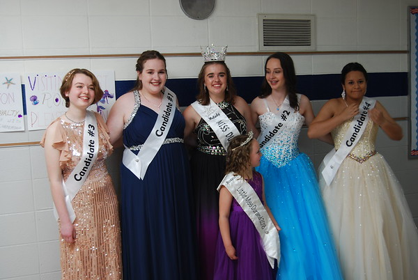 Miss Durand Pageant 2019