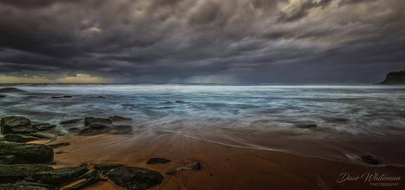 Storms Over Little Reef Newport