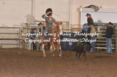 Calf Roping 04-26-14