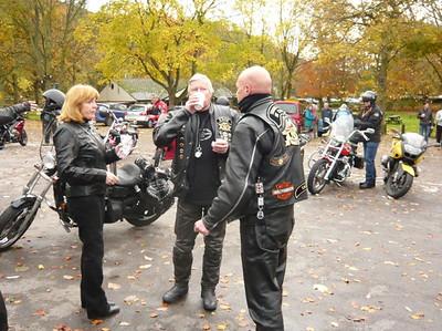 Remembrance Ride, Sun 9 Nov