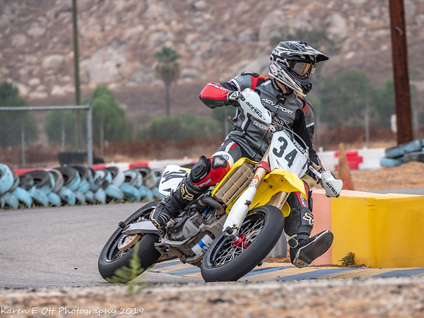 WAR Supermoto Series 2019-2020