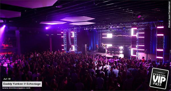 Daddy Yankee @ Echostage | Fri, Jul 18