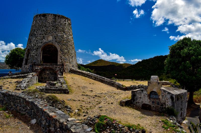 Annaberg Sugar Mill - Virgin Islands National Park