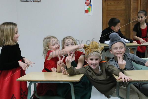 aquin elementary christmas program . 12.6.17