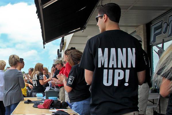 Mann Up !