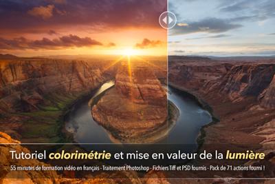 Colorimétrie & Mise en valeur de la lumière