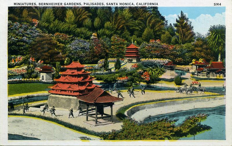 Bernheimer Gardens Miniatures