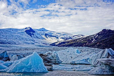 Glaciers and Glacier Lagoons