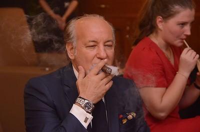 Rex Hotel Havana Cigar Club Opening parties - Oct18