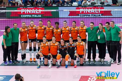 Finale A2F: Volley 202 Forlì - Volley Soverato