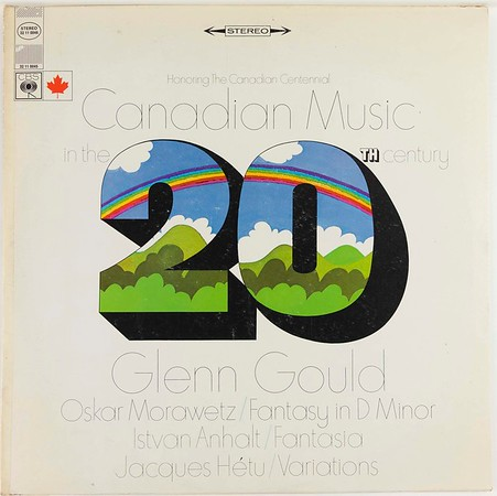 Columbia 32 11 0046 Canadian Music