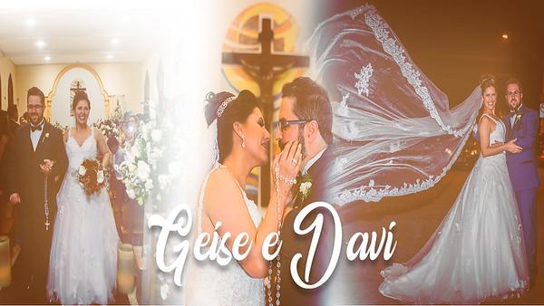 Geise e Davi - Short Film