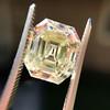 4.71ct Antique Asscher Cut Diamond GIA WX VS2 14