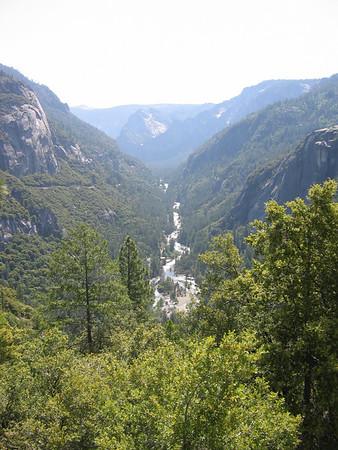Yosemite May 19 2007