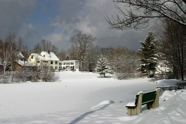 New England Ice