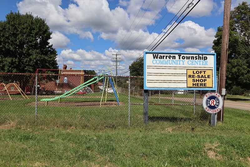 Warren Township Community Center and Township Hall at New Cumberland