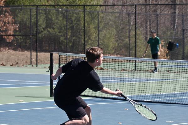 Boys' JV Tennis vs. Proctor: April 15