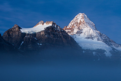 Mount Assiniboine Provincial Park, British Columbia.