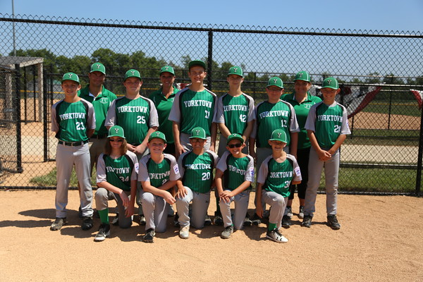 2018 Indiana State Little League Intermediate Baseball
