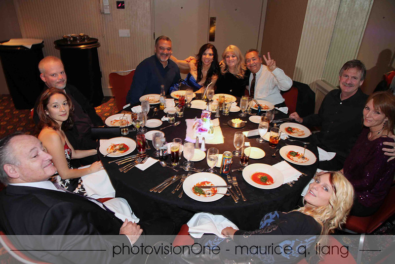 The rowdy table.