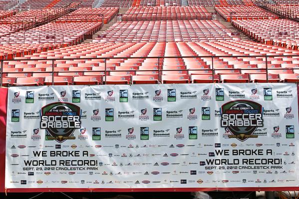 Great America Scores Soccer Dribble, complete image set (hi-res)