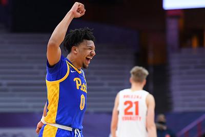 NCAA MBball: Pitt at SU; 1/6/21