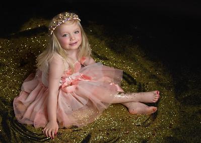Jaylie's glitter session