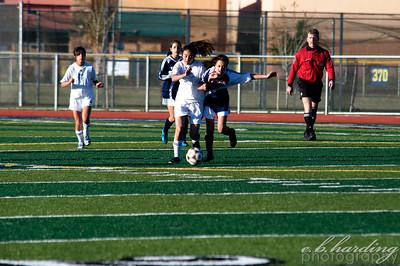 10-04-06 RCHS Girls JV Soccer vs Cosumnes Oaks