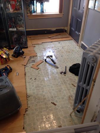 Prop Room Remodel