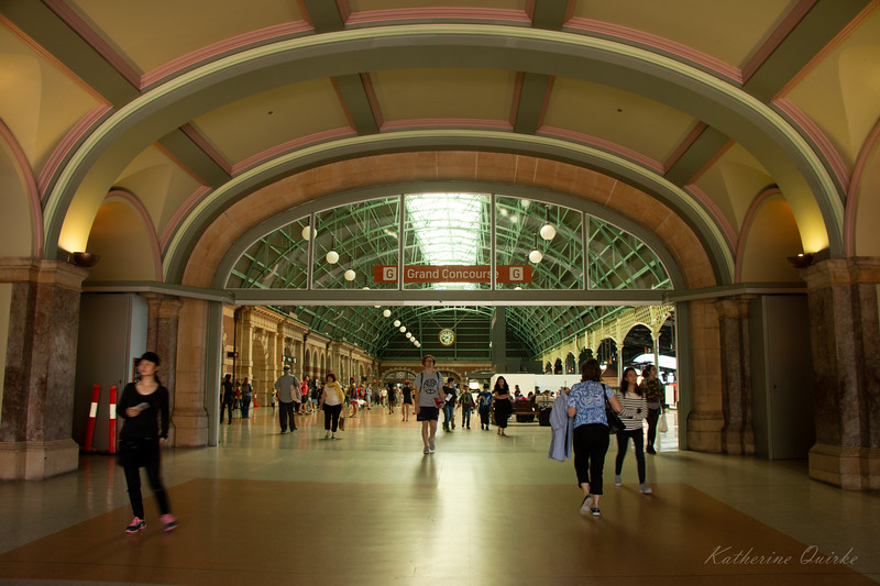 Grand Concourse, Central Station Sydney