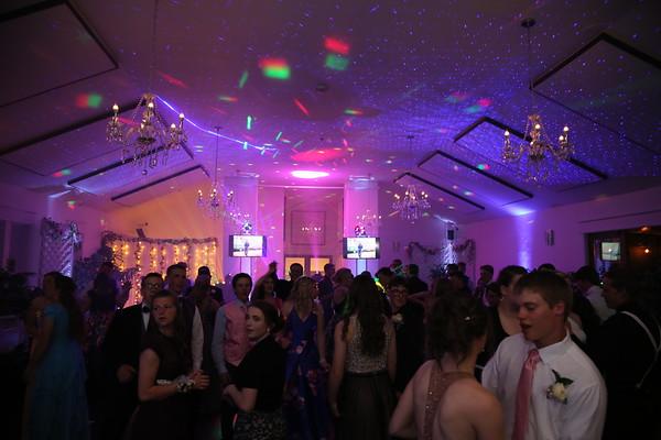 Melba High Prom