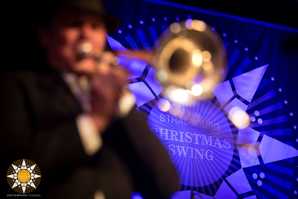 Strasbourg Christmas Swing 2018
